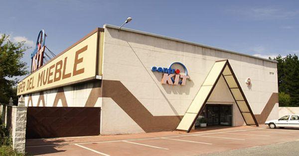 CENTROKIT, El hiper del mueble en Lugo